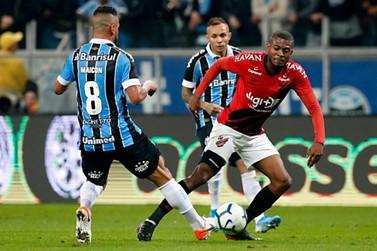 Athletico e Grêmio se enfrentam nesta quarta-feira (27)