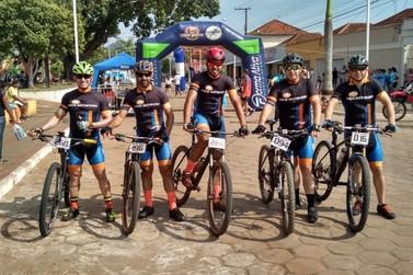 Atletas de Jacarezinho ganharam título na 8ºetapa da Copa Norte de Mountain Bike