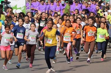 Duas mil crianças devem participar de corrida de rua em Curitiba