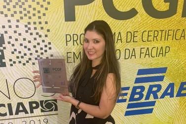 ACIJA é premiada no programa de Certificação em Gestão FACIAP
