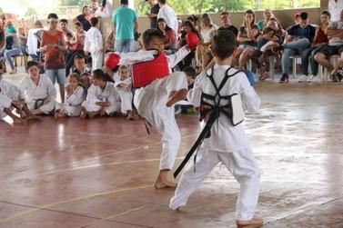 Escola de Karatê do 2º BPM realiza torneio comemorativo