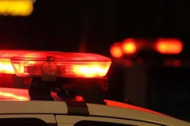 Motociclista embriagado é apreendido após tentativa de fuga em Jacarezinho