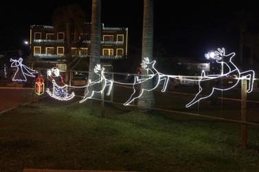 Nesta quinta-feira (12) Papai Noel chegará a Jacarezinho
