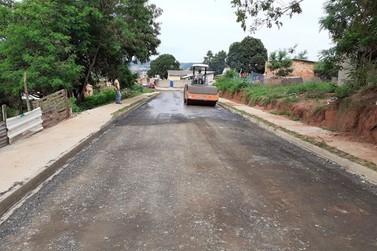 Pavimentação na vila Nossa Senhora das Graças em Jacarezinho já está acontecendo