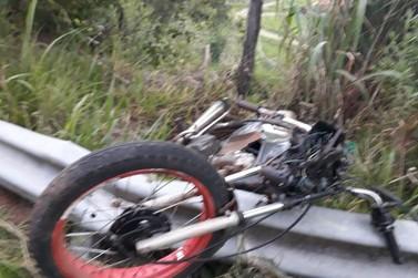 Vítima morre em acidente na pista de Ribeirão Claro sentido a Jacarezinho