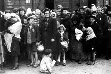27 de janeiro - Dia internacional em memória das vítimas do holocausto