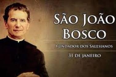 31 de janeiro - Dia de São João Bosco