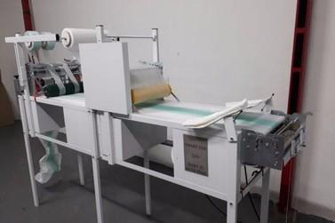 Aquisição de máquina para fabricação de fraldas irá auxiliar Jacarezinhenses