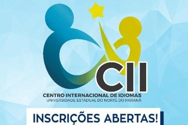 Centro Internacional de Idiomas da UENP, campus Jacarezinho, abre inscrições