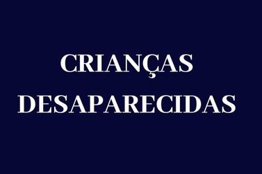 Estado do Paraná têm 27 casos de crianças desaparecidas até esta quinta (02)
