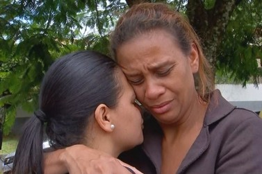 Mãe de menina morta com 13 facadas diz que está vivendo um pesadelo