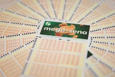 Ninguém acerta as seis dezenas da mega-sena e prêmio acumula para R$ 70 milhões
