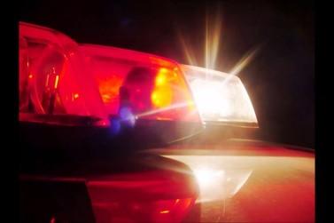 Suspeito é apreendido após tentar furtar escritório em Santo Antônio da Platina