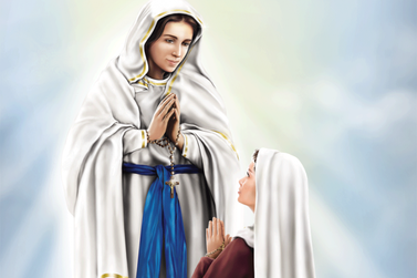 11 de fevereiro - Dia de Nossa Senhora de Lourdes