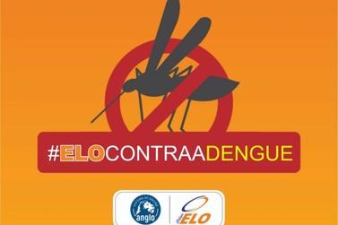 Elo contra a dengue: campanha desenvolve ações preventivas e educacionais
