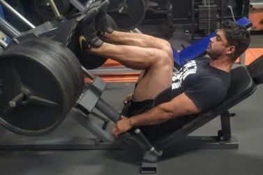 Jacarezinhense disputará do campeonato Sul-Americano de fisiculturismo
