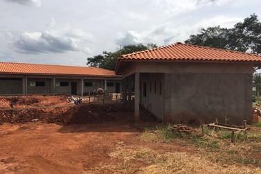 Obra da escola rural será retomada no Assentamento Keno em Jacarezinho