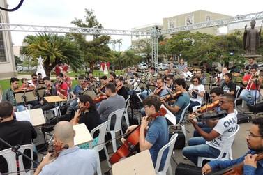 Orquestra Sinfônica Nacional Brasileira está com vagas para jovens em Ourinhos