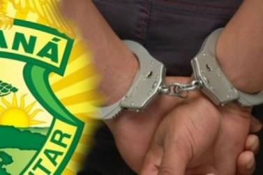 PM recaptura foragido da Cadeia de Santo Antônio da Platina