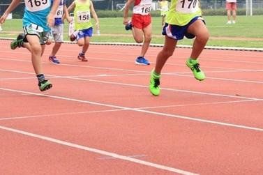 Vagas abertas para treinamento em atletismo em Jacarezinho