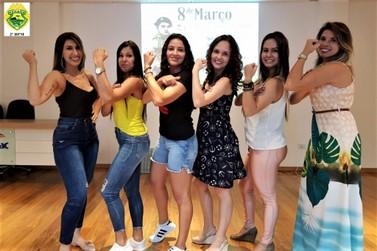 2º BPM comemora Dia Internacional da Mulher em Jacarezinho