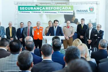 Governador convoca escrivães e confirma concurso da Polícia Civil