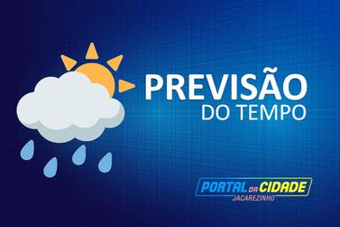 Previsão do tempo para este sábado, 28 de março, em Jacarezinho