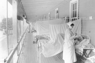 102 anos atrás, gripe espanhola fechou estabelecimentos e motivou isolamento