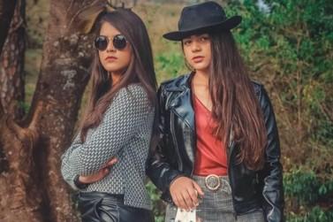 Jovem talento: Luiza & Isadora se apresenta online nesta terça-feira (7)