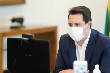 Assista: Ratinho Junior anuncia novas medidas no combate ao coronavírus