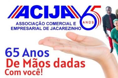 Associação Comercial e Empresarial de Jacarezinho comemora 65 anos