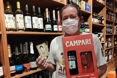 Barbarril realiza entrega do prêmio do Sorteio Kit Campare