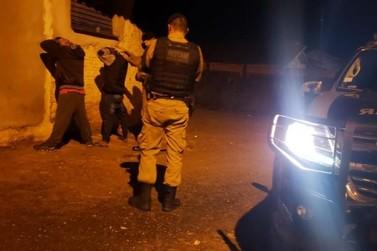 PM realiza Operação Ostensividade em Santo Antônio da Platina