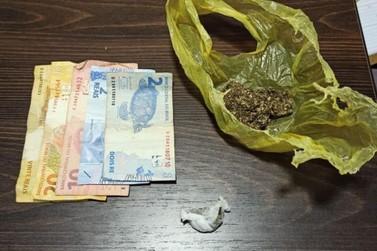 Suspeito de envolvimento com narcotráfico é preso em Jacarezinho