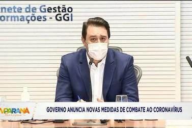 Paraná suspende atividades não essenciais em sete regiões; veja decreto