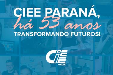 CIEE do Paraná comemora 53 anos de fundação
