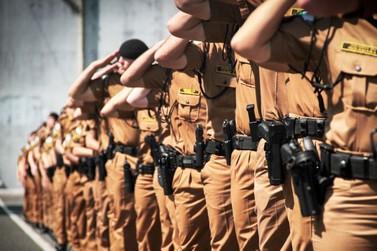 Concurso da PM-PR para policial e bombeiro tem inscrições reabertas