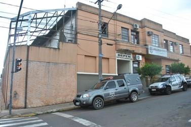 Detentos fogem de cadeia de Jacarezinho no fim de semana