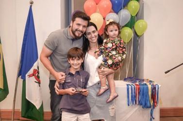 Kumon Jacarezinho: Pai relata evolução que o método proporciona ao filho