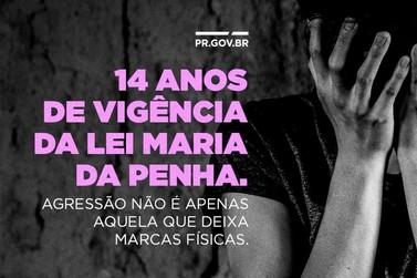Lei Maria da Penha completa 14 anos de vigência