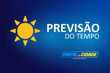 Previsão do tempo para esta sexta-feira, 14 de agosto, em Jacarezinho