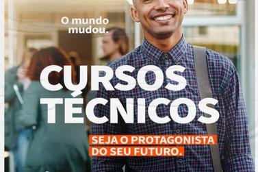 Senac Jacarezinho realiza pesquisa sobre cursos Técnicos