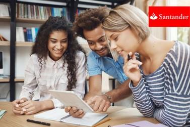UENP divulga edital do Programa de Bolsas Santander