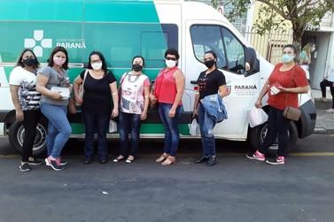 Hemocentro de Jacarezinho reativa transporte de doadores de sangue da região