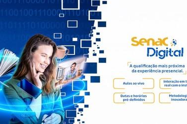 Senac Digital traz cursos presenciais para o formato remoto