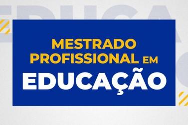 UENP divulga edital de seleção para Mestrado Profissional em Educação