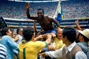 Cinco filmes com Pelé, que faz 80 anos