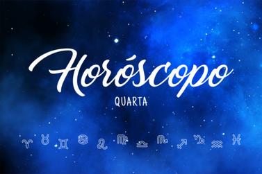 Horóscopo do dia   Veja as previsões de cada signo para esta quarta (7)