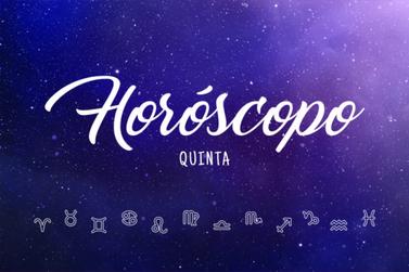 Horóscopo do dia   Veja as previsões de cada signo para esta quinta (08)