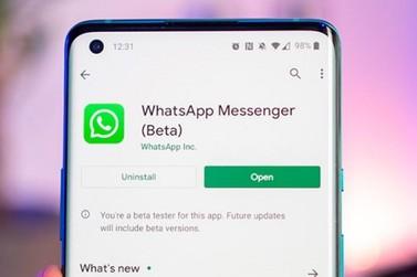 WhatsApp Beta permite silenciar vídeos antes do envio